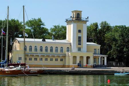 Taganrog | Photo Gallery | Taganrog Yacht Club (1908)